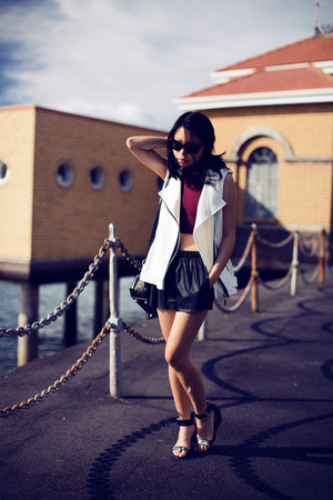 white River Island vest
