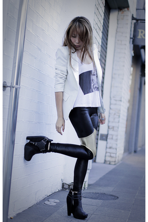 black Black Milk leggings