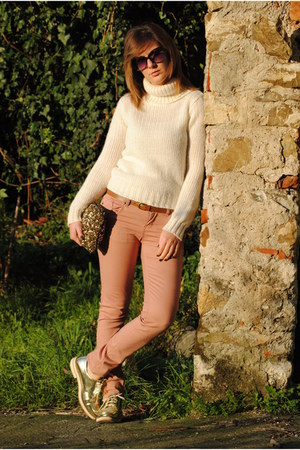 light pink Terranova pants