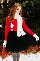 ruby red christopher banks sweater - black Target dress