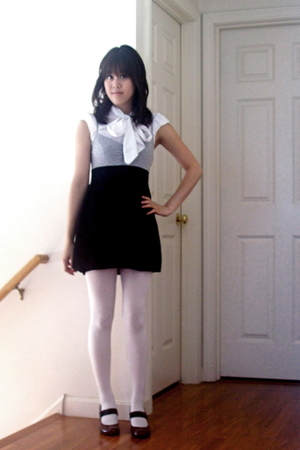 Forever 21 - Forever 21 - white tights CVS Walmart - Rampage