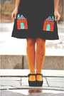 Carrot-orange-houses-modcloth-dress-black-mary-janes-jeffrey-campbell-shoes