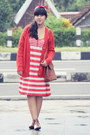 Brown-asos-boots-red-stripes-knit-topshop-dress