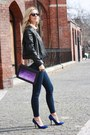 Navy-zara-jeans-black-h-m-jacket-cream-zara-shirt-black-moon-purse