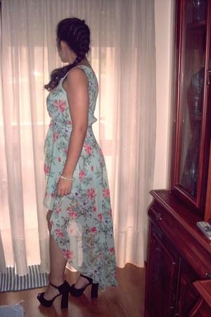 asymmetrical Sheinside dress