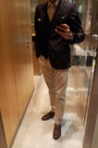 Navy-zara-blazer-brown-double-monk-zara-shoes-navy-springfield-cardigan