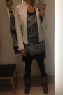 Studded-taunt-ziginy-boots-screened-tunic-bcbg-max-azria-dress