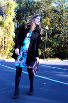 TJMaxx dress - H&M jacket