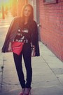 Black-wax-articles-of-society-jeans-ruby-red-dailylook-bag