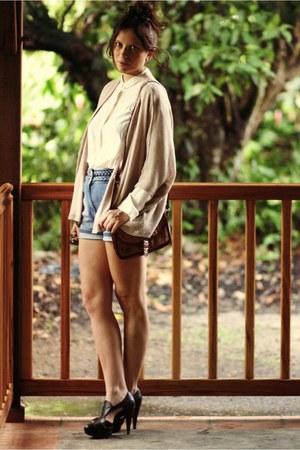SANDRO shorts - Gat Rimon shirt