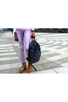 berkertex sweater - CAT boots - house jeans - Boohoo accessories