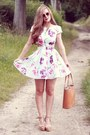 White-cut-out-dress-jones-jones-dress-beige-wooden-wedges-zara-shoes