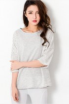 Made In Korea Cozy Stripe Tee