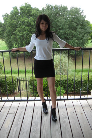 Generra top - Forever21 skirt - sam edelman shoes
