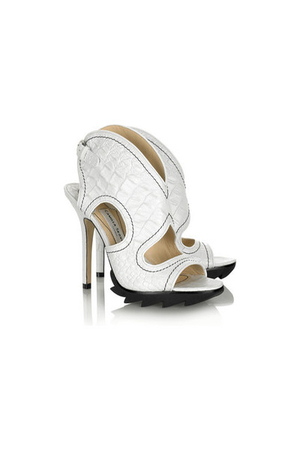 white Camilla Skovgaard shoes