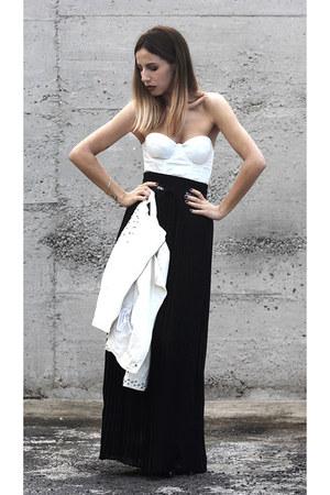 black The Kooples skirt