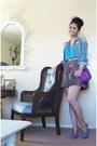 Miss-sixy-jacket-deep-purple-vintage-fendi-bag-violet-fetilo-christian-loubo