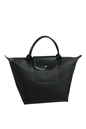 black longchamp purse