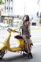 Stapel the Label jacket - Wheels & Dollbaby dress - Ray Ban sunglasses
