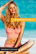 TOP 5 SWIMSUIT STYLES