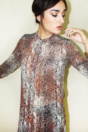 tunic wilfred blouse
