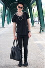 Zara-jeans-brooch-yves-saint-laurent-accessories-zara-t-shirt