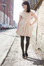 Black-modcloth-shoes-eggshell-modcloth-dress-dark-brown-modcloth-socks-lig