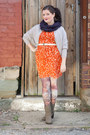 Carrot-orange-modcloth-dress-periwinkle-modcloth-sweater