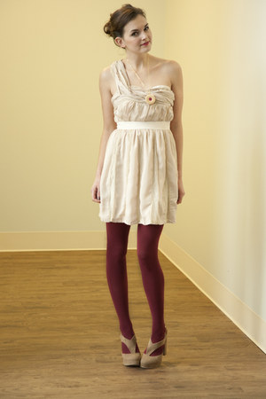 eggshell braided Sugar Cookie Platter dress