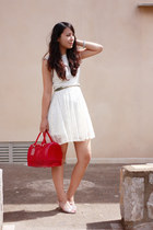 white Stey dress