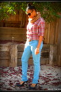 Skinny-jeans-unknown-brand-jeans-oneil-shirt-cotton-diy-scarf