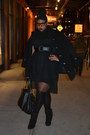 Black-booties-torrid-boots-black-mini-trench-catherines-coat-black-shirt