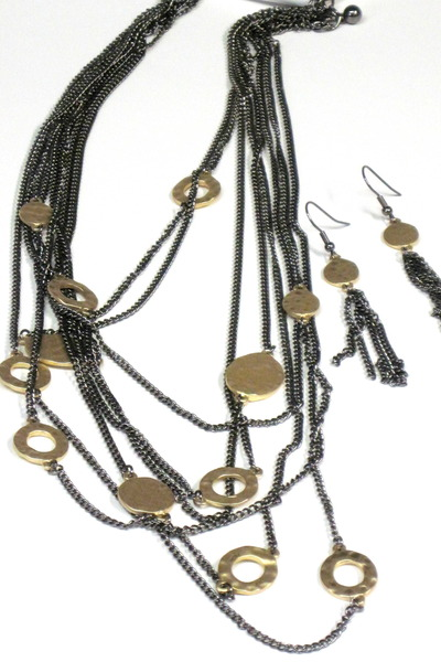 black My Alexas Store necklace