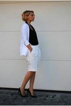 ipekyol blazer - COS pants - Zara heels