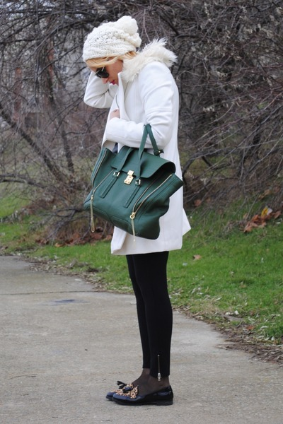 H&M coat - Phillip Lim bag