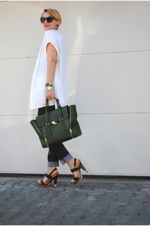 Phillip Lim bag - YSL heels