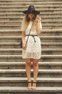 Sheinside-dress-zara-hat-h-m-purse-prada-sunglasses-zara-sandals