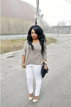 Forever 21 jeans - Old Navy sweater