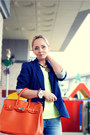 Blue-h-m-blazer-sky-blue-levis-jeans-carrot-orange-miss-nabi-bag