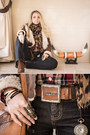Brown-sheinside-watch-dark-brown-miss-nabi-jacket-tawny-miss-nabi-bag