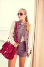 Nude-choies-coat-ruby-red-udobuy-bag-heather-gray-oasap-suit