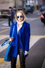 Navy-sheinside-coat-navy-sheinside-sweater-blue-nowistyle-bag