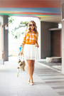Off-white-gucci-bag-brown-celine-sunglasses-light-orange-oasap-belt