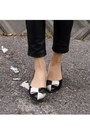 Black-from-japan-shoes-black-faux-leather-pants-white-lace-top