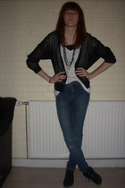 H&M Trend shirt - H&M top - Cheap Monday jeans - h&m divided shoes