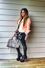 Light-orange-neon-biker-topshop-jacket-black-lita-jeffrey-campbell-boots