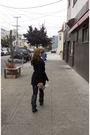 Forever-21-wallet-vintage-boots-banana-republic-sweater-vintage-blouse-v