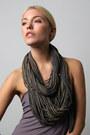 Necklush-scarf
