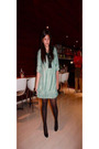 Green-random-from-hong-kong-dress