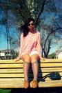 Peach-pacsun-sweater